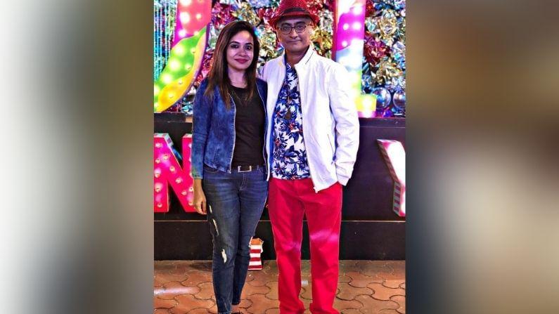 અમિત ભટ્ટ (Amit Bhatt) ની પત્નીનું નામ ક્રુતિ ભટ્ટ (Kruti Bhatt) છે. ક્રુતિની સુંદર તસ્વીરો જોયા પછી તમે પણ કહેશો કે તેમની સામે બબીતા જી પણ ફેઈલ છે.