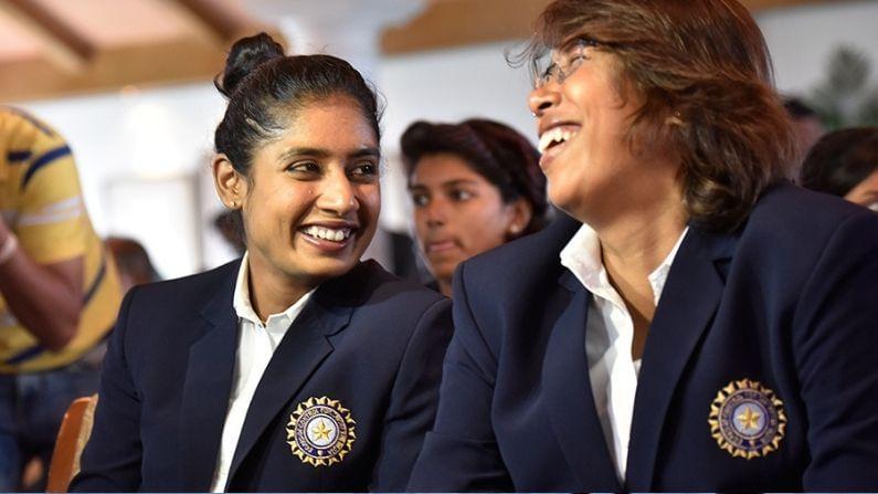 ઈંગ્લેન્ડ અને ભારત (India vs England)ની મહિલા ટીમ વચ્ચે ટેસ્ટ મેચ રમાઈ રહી છે. ટીમ ઈન્ડીયાની કેપ્ટન મિતાલી રાજ (Mithali Raj) અને અનુભવી ઝૂલણ ગોસ્વામી (Jhulan Goswami)એ એક એવો રેકોર્ડ નોંધાવ્યો છે. જે પુરુષ ટીમમાં કોઈ દિગ્ગજ ખેલાડી નહોતા કરી શક્યા.