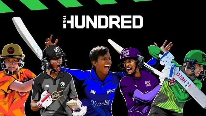ઈંગ્લેન્ડ ક્રિકેટ બોર્ડ (ECB)ના નવા એક્સપરીમેન્ટ ધ હન્ડેડ સિરીઝમાં 5 ભારતીય મહિલા ક્રિકેટર હિસ્સો લેનારી છે. આ પાંચ ખેલાડીઓને BCCI દ્વારા પરવાનગી આપી દેવામાં આવી છે.