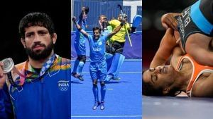 ભારતે ટોક્યો ઓલિમ્પિકમાં અત્યારસુધીમાં 5 મેડલ જીત્યા છે