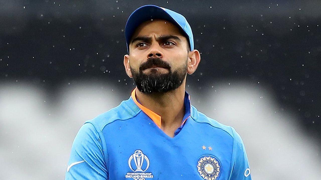 Virat Kohli relinquishes captaincy, will no longer be captain of Team India