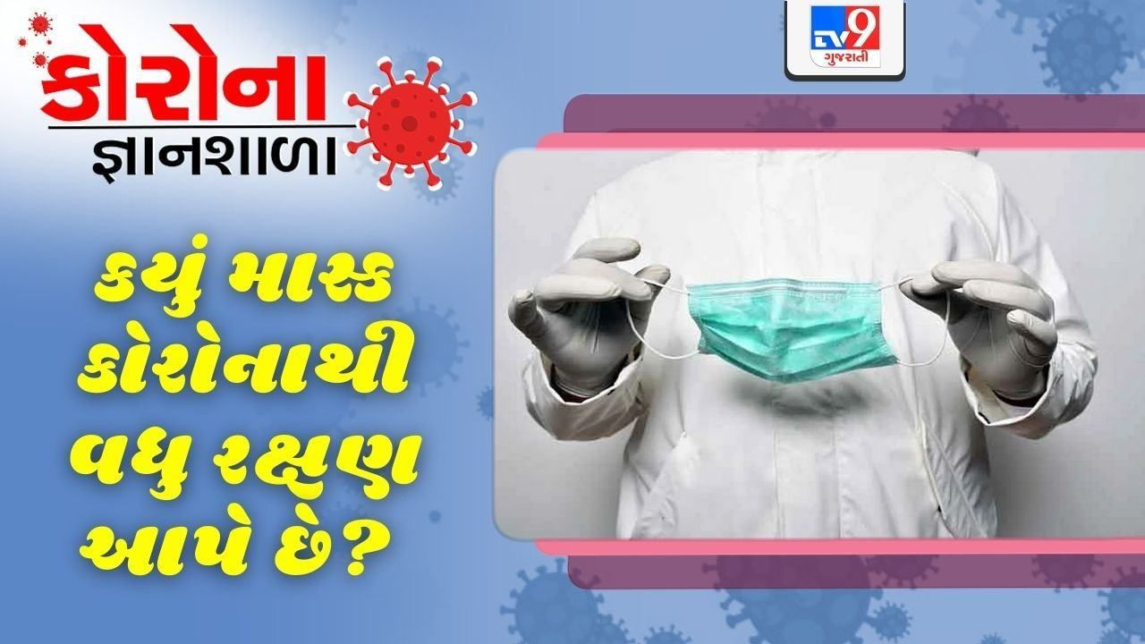 Corona gyanshala: N95, surgical or cloth mask? Which mask is best to avoid corona?