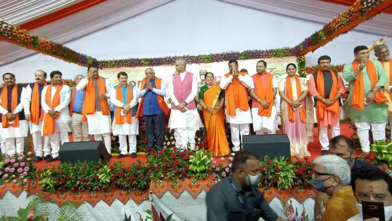 Gujarat New Cabinet ministers portfolio of new cabinet of gujarat