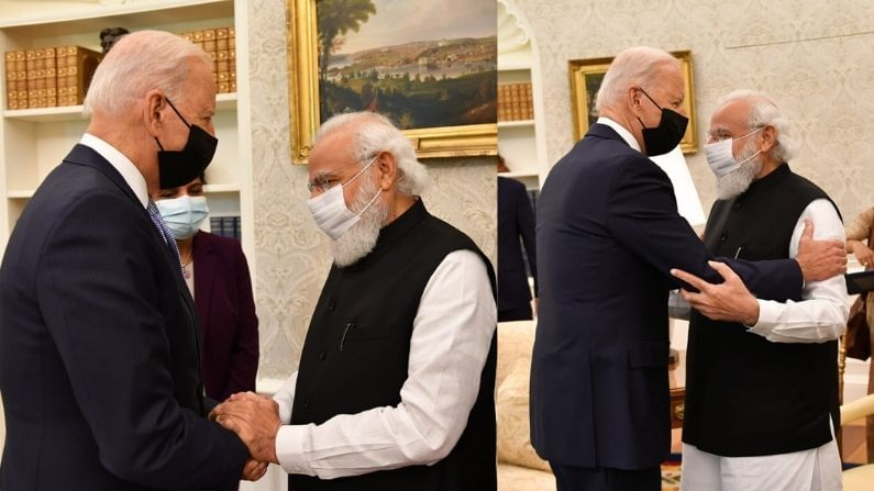 PM Modi in US: PM Modi and Joe Biden end meeting, talk on many important issues including business and technology