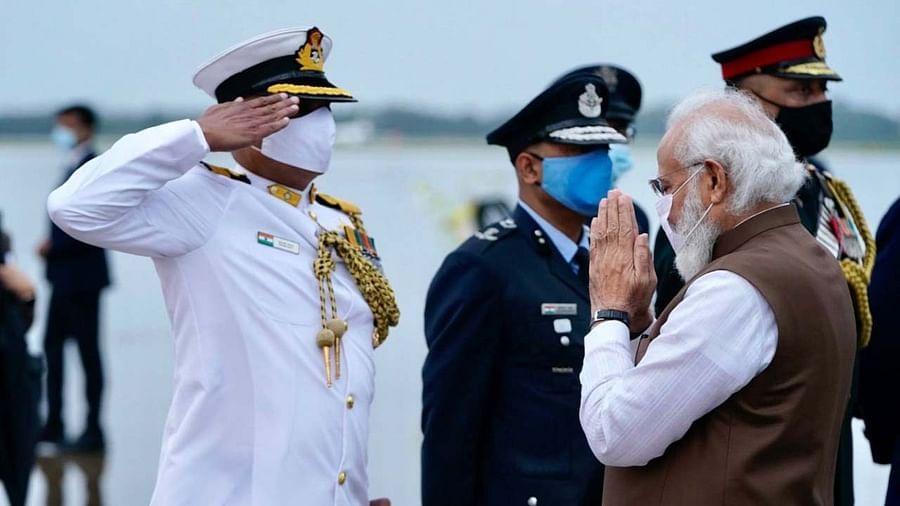 PM Modi: PM Modi on three-day US tour, may meet Kamala Harris today, will attend quad summit