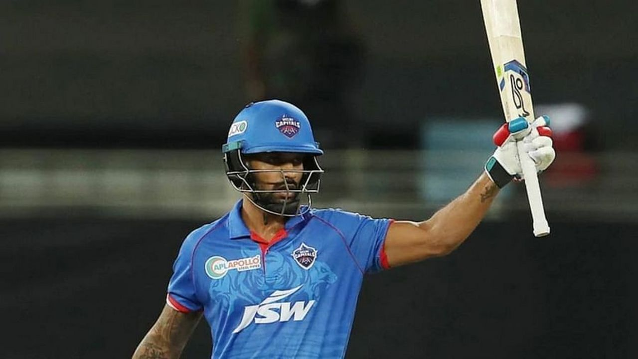 IPL 2021: Gabbar's performance in a row, every season rocks the run pile, crossed the figure for the fifth time in a row
