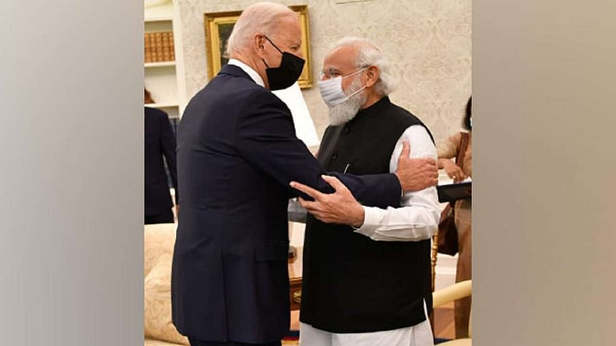 PM Modi US Visit: Did PM Modi find Biden's relatives in India? Said to the US President, I have brought the documents with me