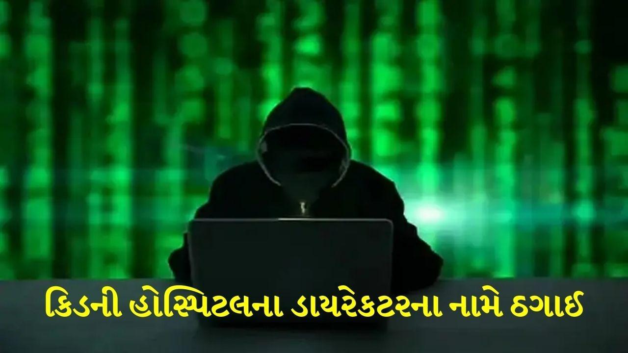 Ahmedabad Kidney hospital director becomes victim of cyber crime
