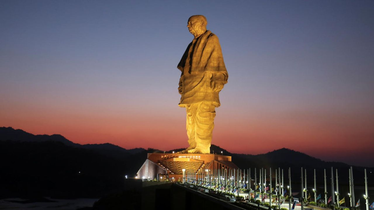 The Statue of Unity will not be closed from 28 to 31 October