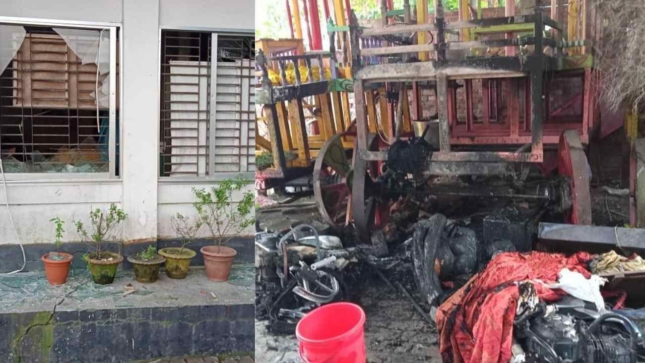 ISKCON Temple Attack: Attack on ISKCON temple in Bangladesh, devotees beaten