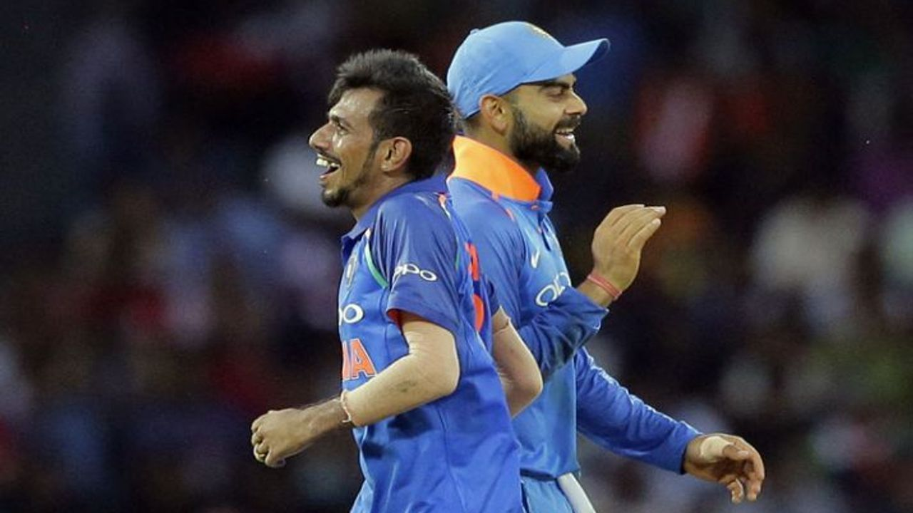 T20 World Cup 2021: Virat Kohli made a big statement on Saturday regarding the expulsion of Yuzvendra Chahal, Talking about the inclusion of Rahul Chahar, Kohli said